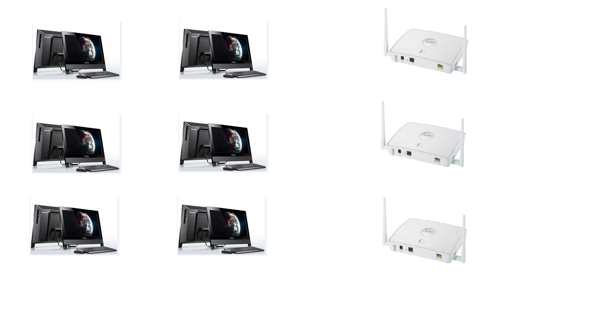 Построение сетей Wi-Fi