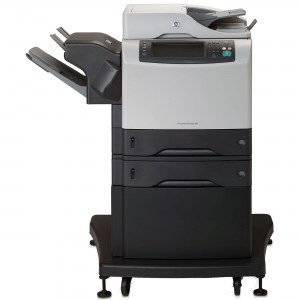 HP LaserJet М4345xs