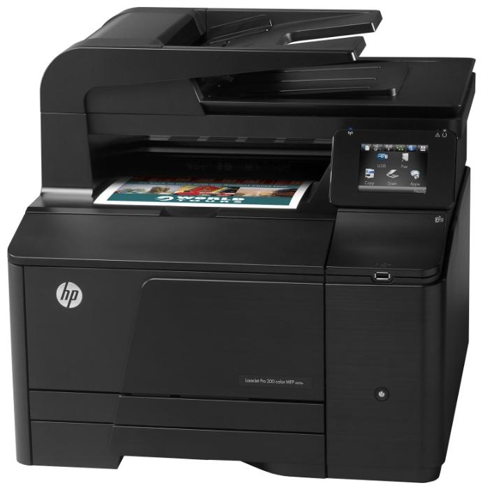 HP LaserJet Pro 200 MFP M276nw